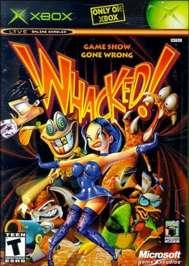 Whacked! - XBOX - Used