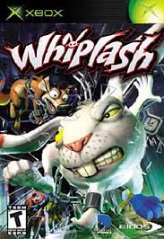 Whiplash - XBOX - Used