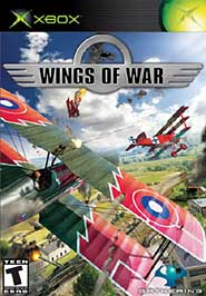 Wings of War - XBOX - Used