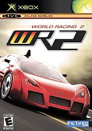 World Racing 2 - XBOX - Used