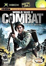 World War II Combat: Road To Berlin - XBOX - Used
