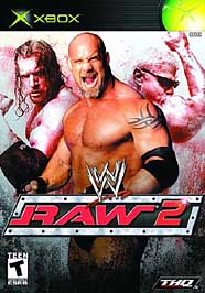 WWE Raw 2 - XBOX - Used