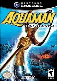 Aquaman: Battle for Atlantis - GameCube - Used