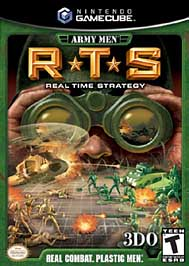Army Men: RTS - GameCube - Used