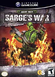 Army Men: Sarge's War - GameCube - Used