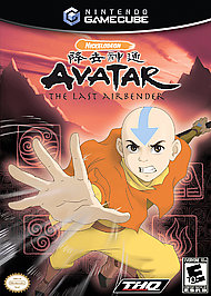 Avatar: The Last Airbender - GameCube - Used