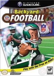 Backyard Football - GameCube - Used