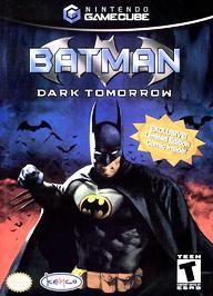 Batman: Dark Tomorrow - GameCube - Used