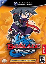 Beyblade VForce: Super Tournament Battle - GameCube - Used