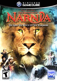 Chronicles of Narnia: The Lion, The Witch and The Wardrobe - GameCube - Used