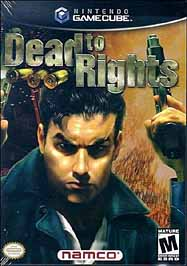 Dead to Rights - GameCube - Used