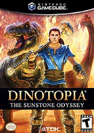 Dinotopia: The Sunstone Odyssey - GameCube - Used