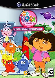 Dora the Explorer: Journey to the Purple Planet - GameCube - Used