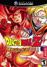 Dragon Ball Z Budokai - GameCube - Used