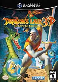 Dragon's Lair 3D: Return to the Lair - GameCube - Used