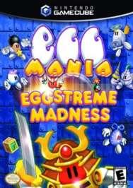Egg Mania: Eggstreme Madness - GameCube - Used