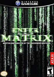 Enter the Matrix - GameCube - Used