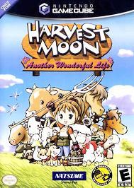 Harvest Moon: Another Wonderful Life - GameCube - Used