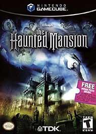 Haunted Mansion - GameCube - Used