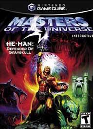 He-Man: Defender of Grayskull - GameCube - Used