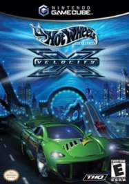 Hot Wheels: Velocity X - GameCube - Used