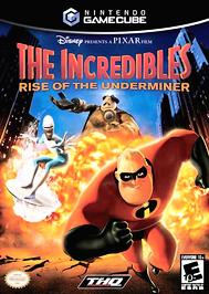 Incredibles: Rise of the Underminer - GameCube - Used
