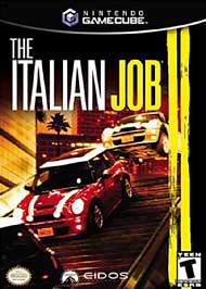 Italian Job - GameCube - Used
