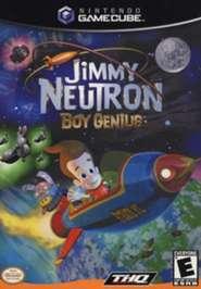 Jimmy Neutron, Boy Genius - GameCube - Used