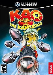Kao the Kangaroo Round 2 - GameCube - Used