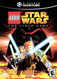 LEGO Star Wars: The Video Game - GameCube - Used