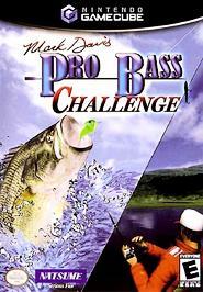 Mark Davis Pro Bass Challenge - GameCube - Used