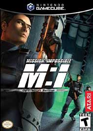 Mission: Impossible Operation Surma - GameCube - Used
