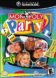 Monopoly Party - GameCube - Used