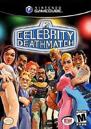 MTV's Celebrity Deathmatch - GameCube - Used