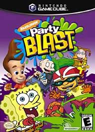 Nickelodeon Party Blast - GameCube - Used