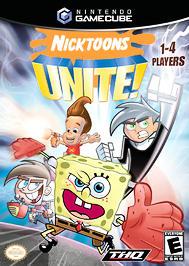 Nicktoons Unite! - GameCube - Used