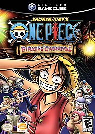 One Piece: Pirates' Carnival - GameCube - Used