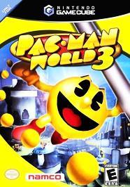 Pac-Man World 3 - GameCube - Used
