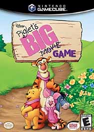 Piglet's BIG Game - GameCube - Used
