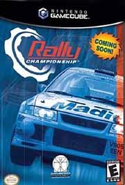 Rally Championship - GameCube - Used