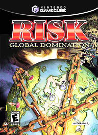 Risk - GameCube - Used