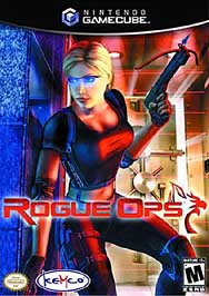 Rogue Ops - GameCube - Used