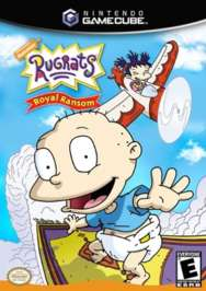 Rugrats Royal Ransom - GameCube - Used