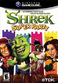 Shrek Super Party - GameCube - Used