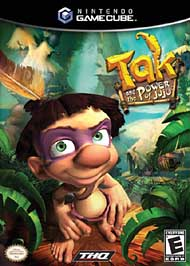 Tak and the Power of Juju - GameCube - Used