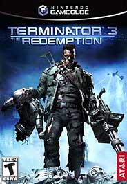 Terminator 3: The Redemption - GameCube - Used