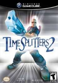 TimeSplitters 2 - GameCube - Used