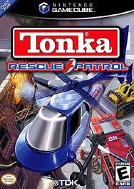 Tonka Rescue Patrol - GameCube - Used