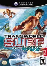 TransWorld Surf - GameCube - Used