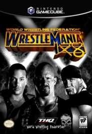 WWE WrestleMania X8 - GameCube - Used